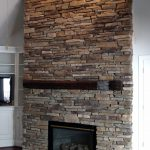 reclaimed hand hewn fireplace mantle e1554043123270