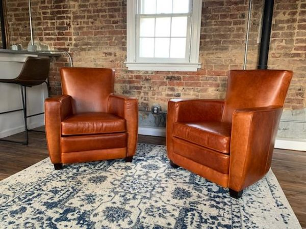 Ethan Chairs by American Leather