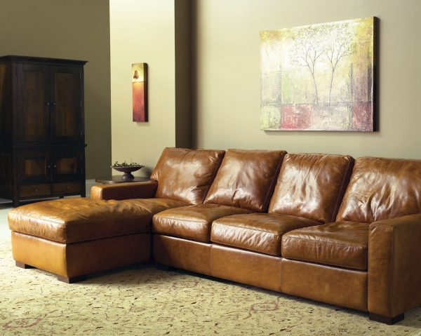 Danford three seat in mont blanc cognac