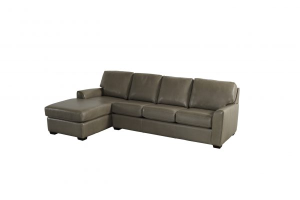 Kaden Sectional Leather