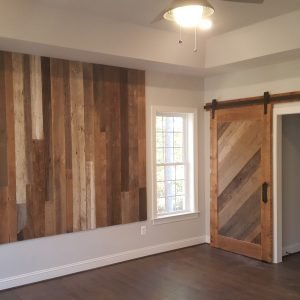 Barn Door and barn wall combination e1552439771775