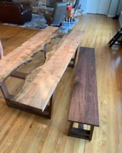 Coleman river dining table