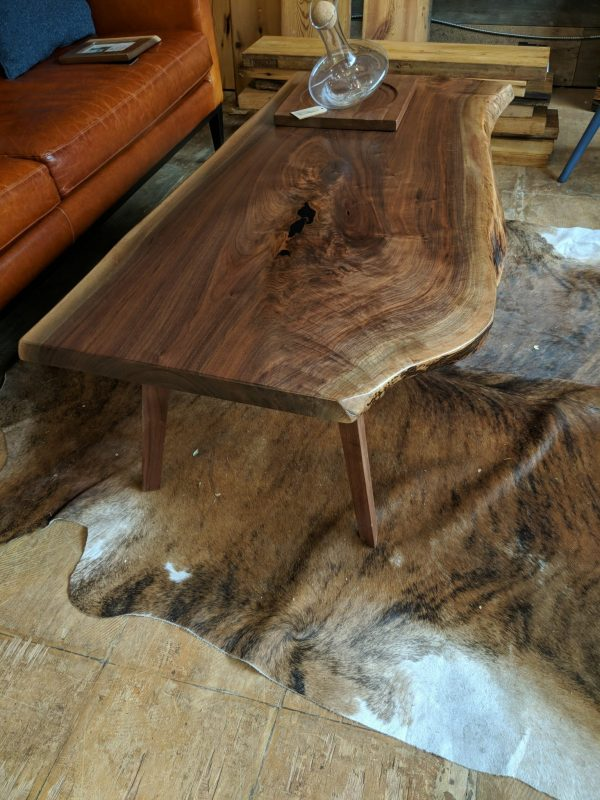 Fraser Live edge coffee table