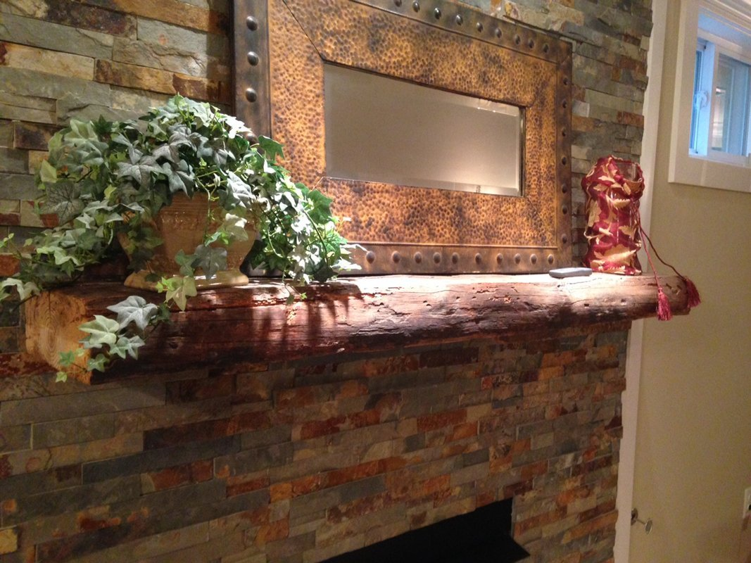 Mantels Make Your Walls Complete!