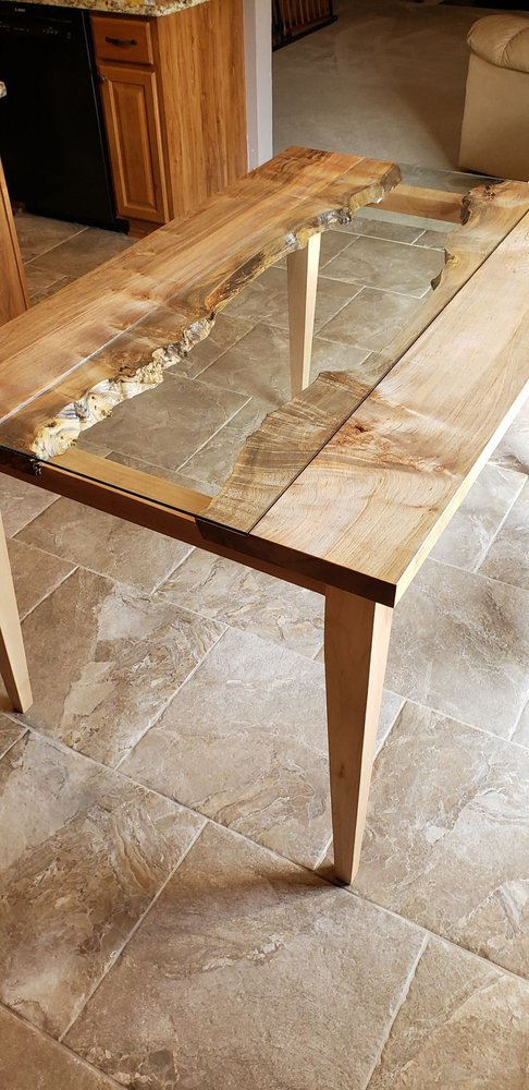 Smart Coleman River Table