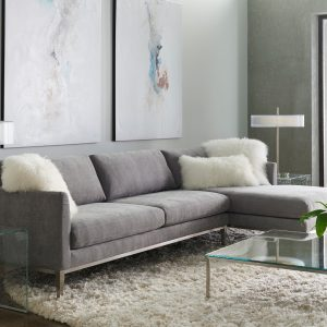Henley Sectional Gray