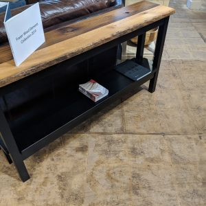 Reclaimed Oak Console Table