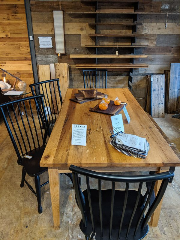 Woodfield Table