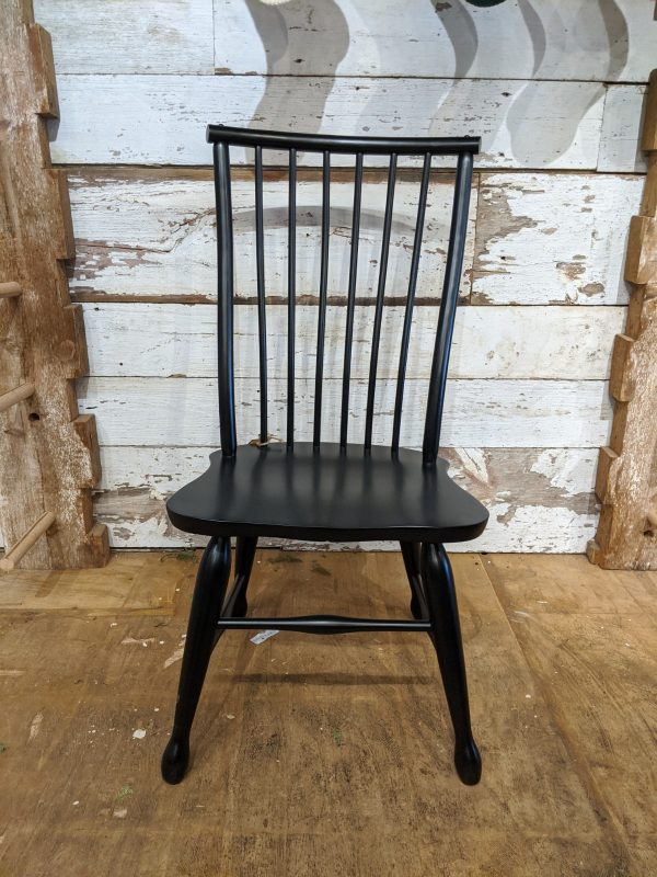 Hoskins Farm Chair in Black