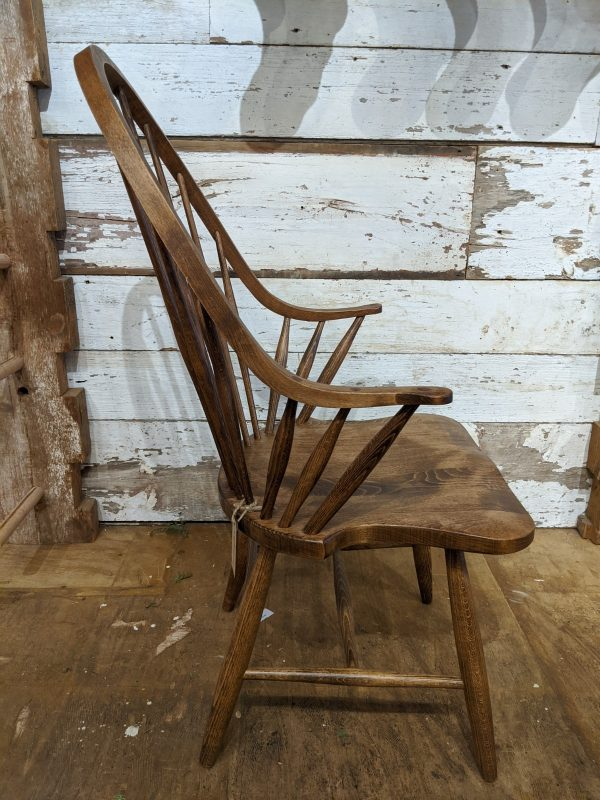 Hoskins New England Side Chair Side View