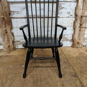 Hoskins Farm Side Chair in Black
