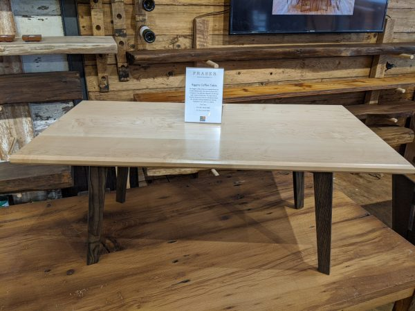 Full view of Riggins coffee table