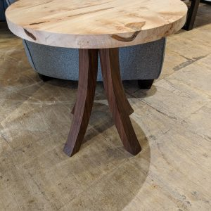 Maple Ambrosia Walnut Table