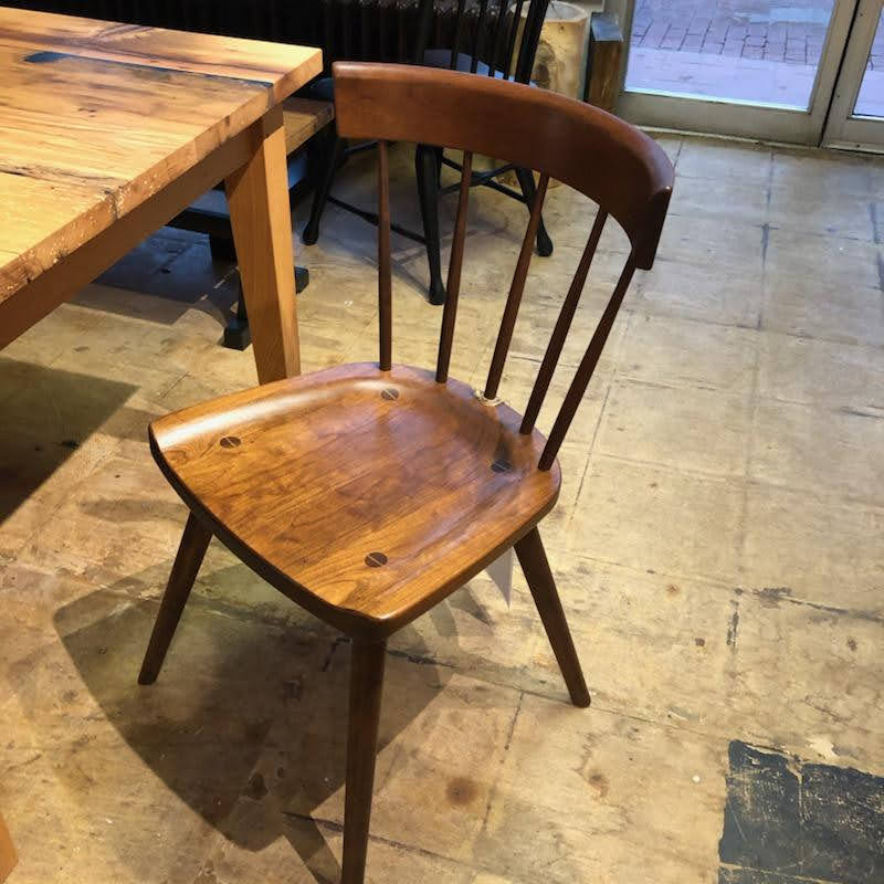 Lana Dining Chair By Gat Creek Fraser, American Made Dining Room Chairs