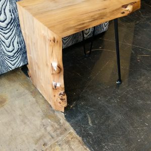 Waterfall End Table Modern Design