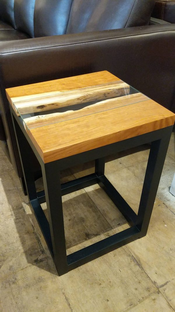Cherry River End Tables Fraser Made